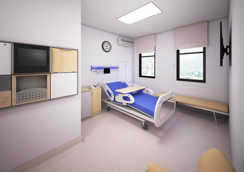 ACE MALOLOS DOCTORS PRIVATE ROOM VIEW 2